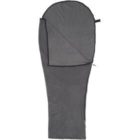 Nordisk - Drap sac de couchage momie - gris foncé